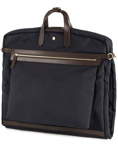 Mismo M/S Suit Carrier Navy/Dark Brown  i gruppen Assesoarer / Vesker / Dressposer hos Care of Carl (13240810)