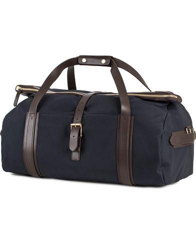Mismo M/S Explorer Weekend Bag Navy/Dark Brown