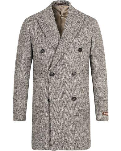 Morris Heritage Herringbone Coat Blazer Grey