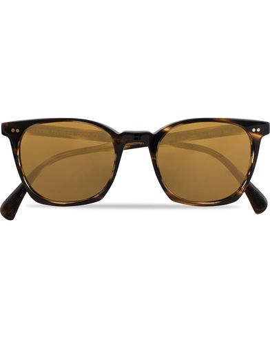 Oliver Peoples L.A Coen Sunglasses Cocobolo Havana