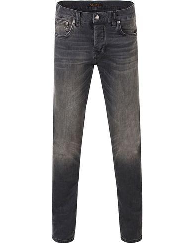 Nudie Jeans Grim Tim Organic Slim Fit Stretch Jeans Dark D