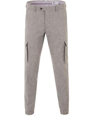 NN07 Cargo Pants Light Grey
