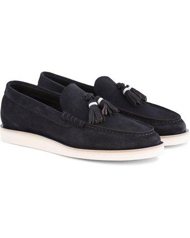 PS Paul Smith Carver Tassel Sneaker Midnight Blue