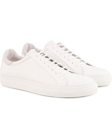 J.Lindeberg Lace Combo Leather Sneaker White 40