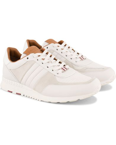 Bally Ascar Running Sneaker White