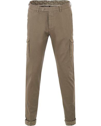 Etro Cargo Pants Washed Khaki