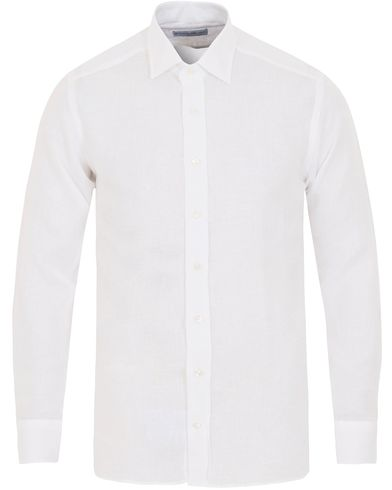 Etro Linen Shirt White
