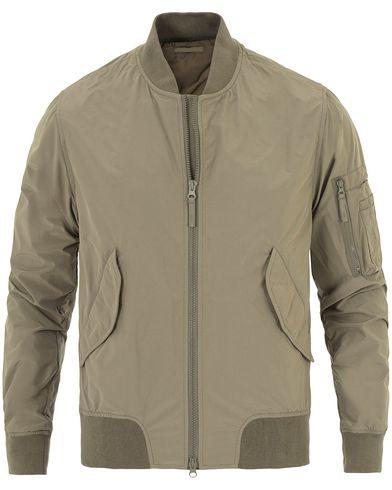 Aspesi Bomber Summer Jacket Grey