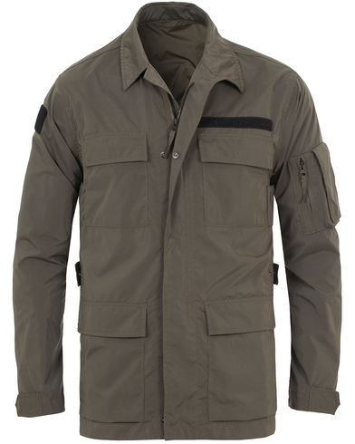 Aspesi Shirt Field Jacket Army Green