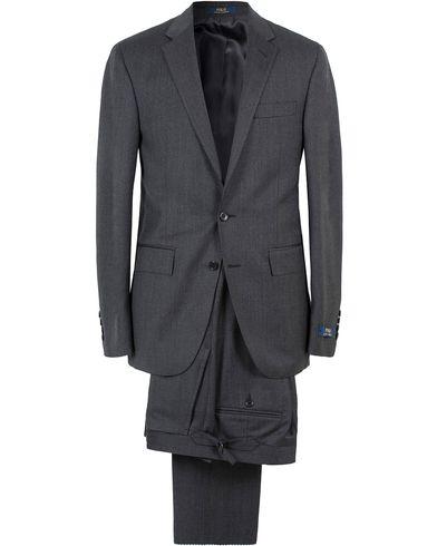 Polo Ralph Lauren Polo 1  Wool Suit Grey