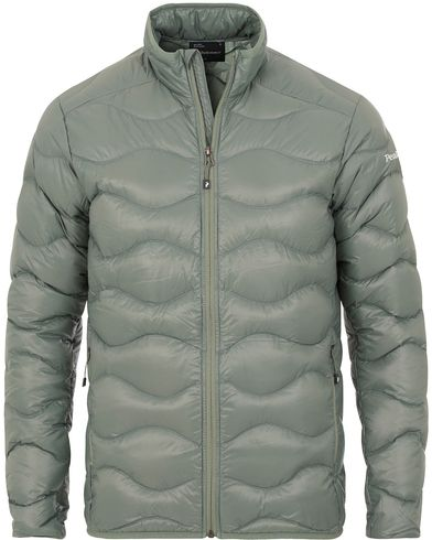 Peak Performance Helium Quilted Jacket Green