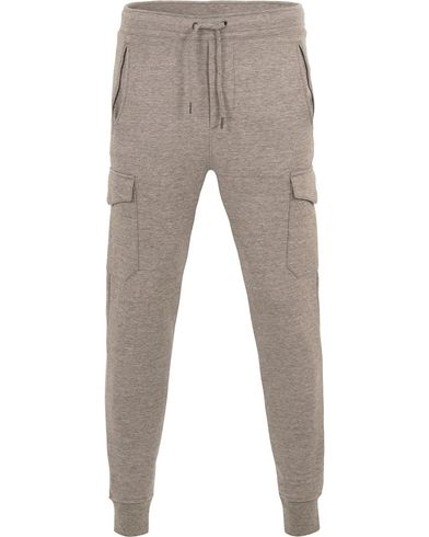 Polo Ralph Lauren Cargo Sweatpants Battalion Heather