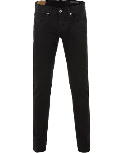 Dondup George Jeans Washed Black