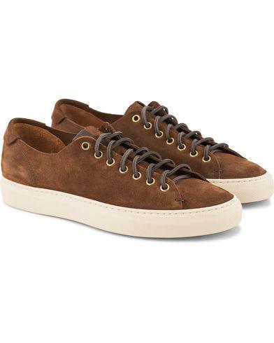 Buttero Sneaker Brown Suede