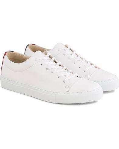 Morris Antoine Leather Sneaker White