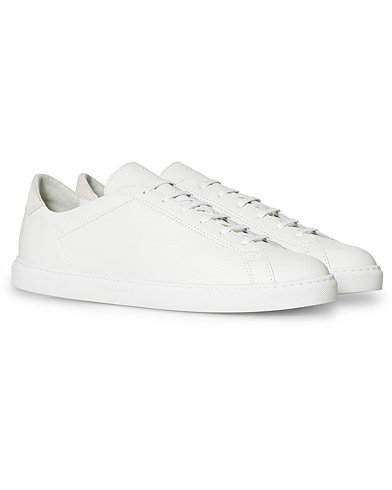 C.QP Racquet Sneaker White Leather i gruppen Sko / Sneakers hos Care of Carl (13767811r)