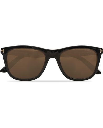 8d119cdd76c Tom Ford Andrew FT0500 Sunglasses Black Roviex i gruppen Assesoarer    Solbriller   Firkantede solbriller