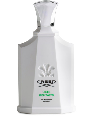 Creed Green Irish Tweed Bath Gel 200ml   i gruppen Assesoarer / Livsstil / Til hjemmet hos Care of Carl (13809610)