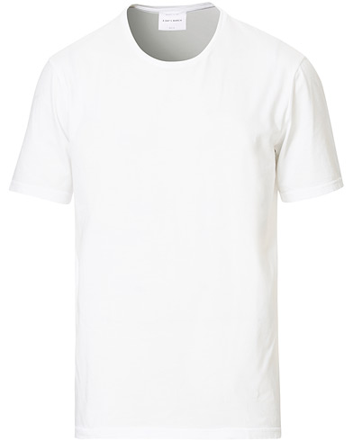 A Day's March Lightweight Tee White i gruppen Klær / T-Shirts hos Care of Carl (13824711r)