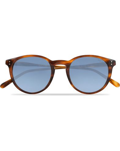 Ralph Lauren Eyewear 0PH4110 Sunglasses Stripped Havana  i gruppen Assesoarer / Solbriller / Runde solbriller hos Care of Carl (13829410)