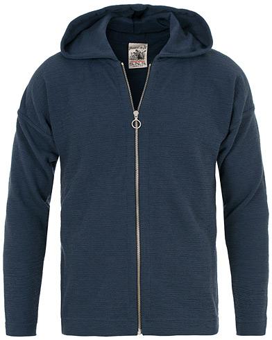 S.N.S. Herning Origo Hoodie Jacket Still Blue