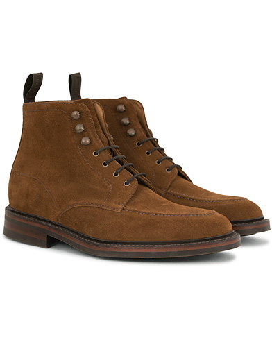 Loake 1880 Anglesey Boot Tan Suede