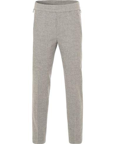 Filippa K Terry Cropt Pants Grey Melange