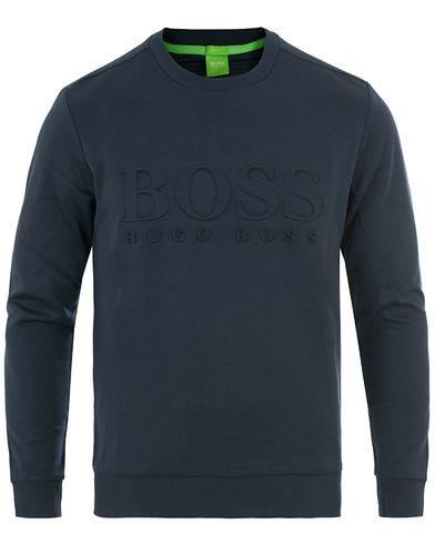 BOSS Athleisure Salbo Sweatshirt Night Watch
