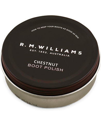 R.M.Williams Boot Stockman Polish Chestnut 70ML   i gruppen Sko / Skopleie / Skopleieprodukter hos Care of Carl (14257510)