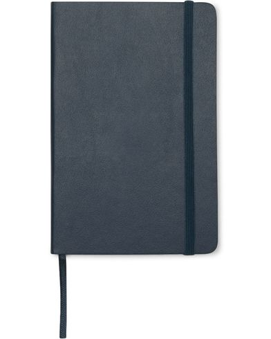 Moleskine Plain Soft Notebook Pocket Sapphire Blue  i gruppen Assesoarer / Livsstil / Notatbøker hos Care of Carl (14324510)