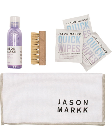 Jason Markk Travel Shoe Cleaning Kit   i gruppen Sko / Skopleie hos Care of Carl (14330010)