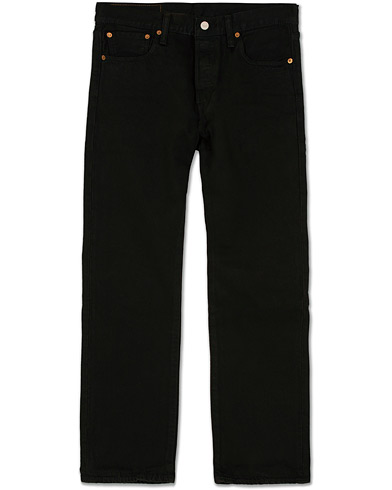 Levi's 501 Original Fit Jeans Black i gruppen Klær / Jeans / Rette jeans hos Care of Carl (14349811r)