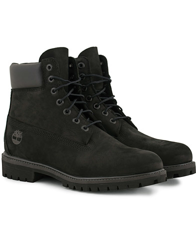 Timberland Icon 6-inch Premium Boot Black