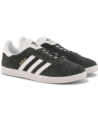 adidas Originals Gazelle Nubuck Sneaker Grey i gruppen Sko / Sneakers / Sneakers med lavt skaft hos Care of Carl (14527111r)