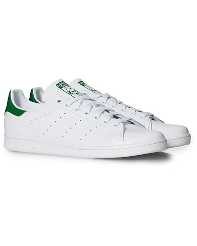 adidas Originals Stan Smith Leather Sneaker White i gruppen Sko / Sneakers / Sneakers med lavt skaft hos Care of Carl (14527311r)
