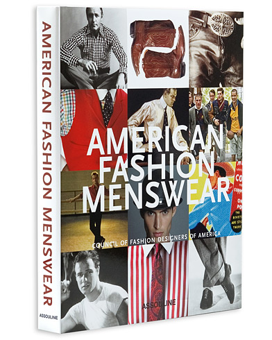 New Mags American Fashion Menswear Book i gruppen Assesoarer / Livsstil / Bøker hos Care of Carl (14540210)