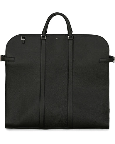 Montblanc Meisterstück Soft Grain Garment Bag Black  i gruppen Assesoarer / Vesker / Dressposer hos Care of Carl (14552010)