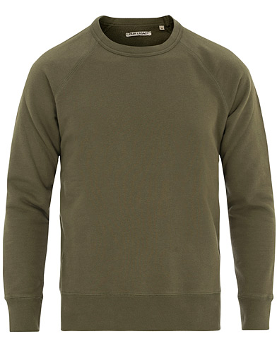 Our Legacy 50s Great Sweat Core Olive