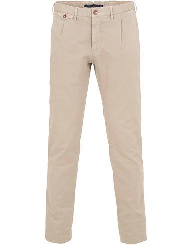 Incotex Slim Fit Single Pleated Trousers Kit
