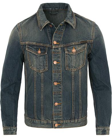 Nudie Jeans Billy Jeans Jacket Dark Authentic