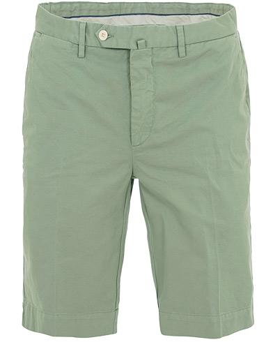 Hackett Core Stretch Shorts Light Green
