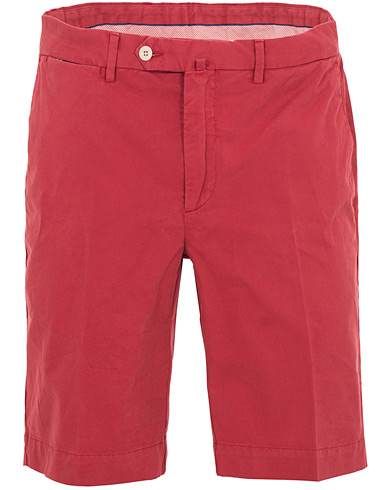 Hackett Core Stretch Shorts Red