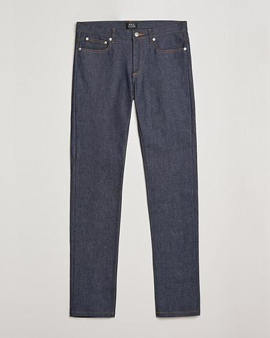 A.P.C Petit Standard Stretch Jeans Dark Indigo