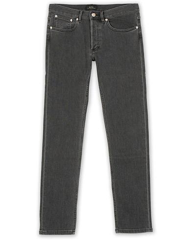 A.P.C Petit New Standard Stretch Jeans Grey