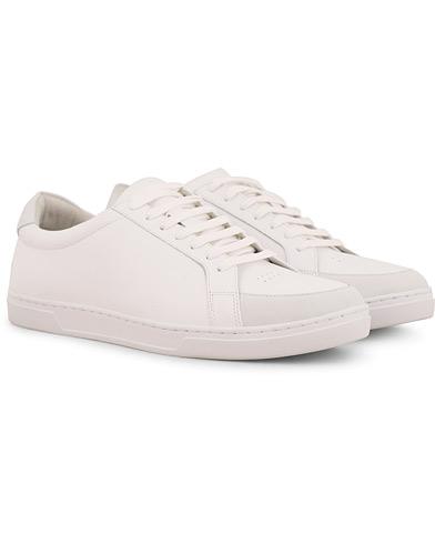 Tiger of Sweden Arne Leather Sneaker White