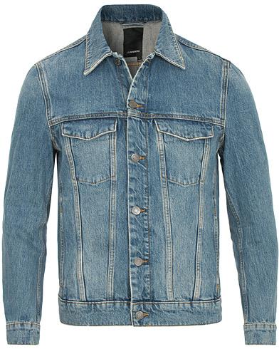 J.Lindeberg Max True Classic Jeans Jacket Light Blue