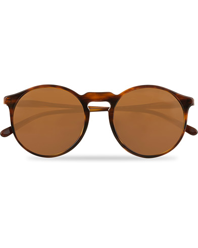 Ralph Lauren Eyewear 0PH4129 Sunglasses Brown  i gruppen Assesoarer / Solbriller / Runde solbriller hos Care of Carl (14847310)