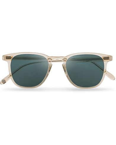 Garrett Leight Brooks 47 Sunglasses Blue Smoke