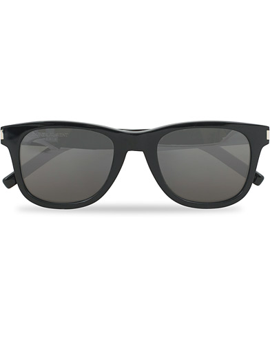Saint Laurent SL 51 Sunglasses Black  i gruppen Assesoarer / Solbriller / Buede solbriller hos Care of Carl (14863210)