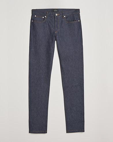A.P.C Petit New Standard Jeans Dark Indigo
